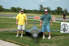 1/8 Scale Radio Controlled B1 Bomber. See more Giant Scale RC airplanes at www.hooked-on-rc-airplanes.com