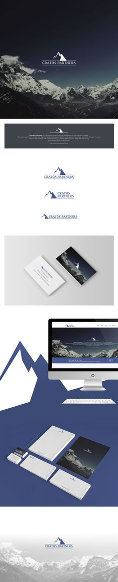 Financial Company Logo&Collaterals