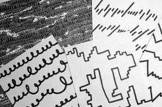 Crónicas serigráficas | Silkscreen chronicles - Cynthia Robledo