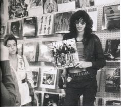 Joey Ramone, I love you