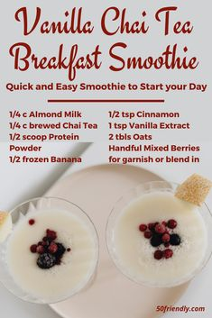 Diabetic Smoothie Recipes, Weight Loss Smoothie Recipes, Nutribullet Recipes, Protein Shake Recipes, Healthy Breakfast Smoothies, Easy Smoothies, Smoothie Drinks, Brunch Drinks, Yummy Drinks