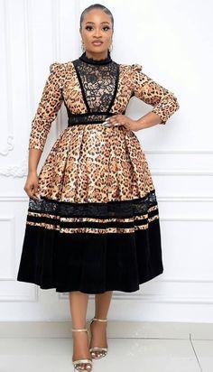 African Formal Dress, Short African Dresses, Latest African Fashion Dresses, African Attire, Latest Ankara Dresses, Ankara Short Gown Styles, Short Gowns, Prom Dresses Lace Sleeves, African Fashion Traditional