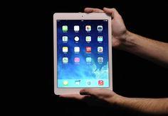 iPad Air, Keynote 22 Octubre 2013