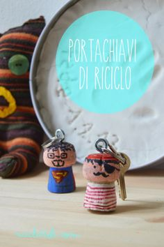 Riciclattoli (e dintorni. Diy For Kids, Crafts For Kids, Emoji Images, Operation Christmas, Dad Day, Fathers Day Crafts, Flower Wall Decor, Cork Crafts, Craft Fairs