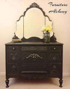 Reimagined Vintage Dresser :: Hometalk