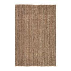Jute fiber rug. Maybe for beach theme.