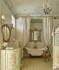 Home Remodel Bedroom .Home Remodel Bedroom Chic Bathrooms, Dream Bathrooms, Beautiful Bathrooms, Country Bathrooms, Luxury Bathrooms, Master Bathrooms, Shabby Chic Interiors, Luxury Homes Interior, Interior Modern