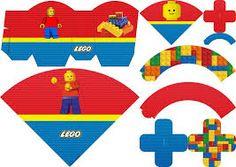 Resultado de imagen para etiquetas de lego para imprimir