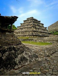 """Zona arqueológica """"El Tajín"""" - Veracruz, México"""
