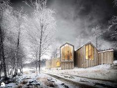 Leandro Silva ARCH.VIZ & ROOM Split House by Silva Pedro