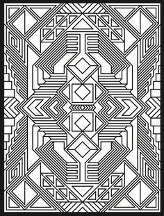 Stained glass design from Dover Publications http://www.doverpublications.com/zb/samples/497925/sample5d.htm