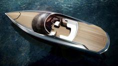 Aston Martin AM37 by Quintessence Yachts
