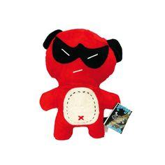 Rouge tendance, la peluche design art toys de marque Dooodolls est un bel objet de décoration en coussin de canapé ou jouet décoration de chambre d'enfant   http://www.lamaisontendance.fr/catalogue/peluche-design-art-toys-dooodolls-jouet-deco/  #peluche #décoration #artoy #enfant #jouet