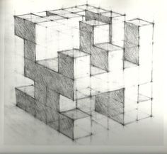 Image result for 3 dimensional drawings