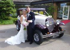Wedding Car Hire - A Very Local and Enjoyable Wedding at Hinckley Golf Club - Married In Style Wedding Cars