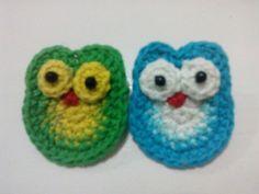 My owl brooch