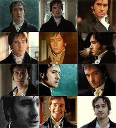 Matthew Macfadyen MR Darcy wallpaper