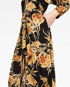Image 5 of PRINTED TUNIC from Zara