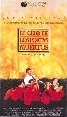 El club de los poetas muertos (1989) EEUU. Dir: Peter Weir. Drama. Ensino - DVD CINE 256