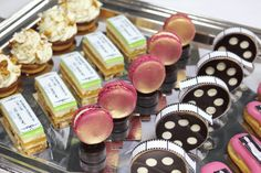 The Savoy has created a new afternoon tea, inspired by the Silver Screen, to celebrate being the official hotel partners for the BAFTAs: Marilyn's Éclair, Roll Film chocolate cake, Pop Corn Polenta cake.... >> http://www.standard.co.uk/goingout/restaurants/the-savoy-launches-showstopping-silver-screen-afternoon-tea-a3169621.html