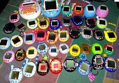 Tamagotchis i LOVED mine so much omd they were such a big part of my childhood 90s Toys, Retro Toys, 90s Childhood, My Childhood Memories, Childhood Games, Those Were The Days, The Good Old Days, Giga Pet, 1990s Kids