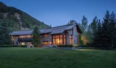 Mansion Global - Big Wood River Estate