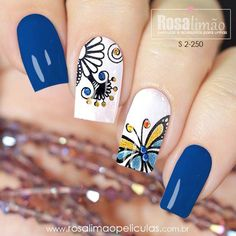 42 sweet cotton candy nail colors and designs 015 Creative Nail Designs, Cute Easy Nail Designs, Diy Nail Designs, Creative Nails, Cute Nails, Pretty Nails, Nail Swag, Hard Nails, Cotton Candy Nails