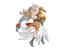 Valkyrie from Puzzle&Dragons