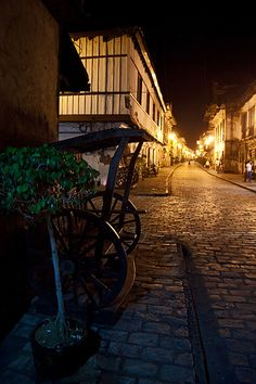 Meet Vigan and Philippine's heritage. Let's talk about places and shared stories… Vigan Philippines, Succession Planting, Dream Catcher Mobile, Ilocos, Grey Paint Colors, Perfect World, Garden Spaces, Let Them Talk, Dream Vacations