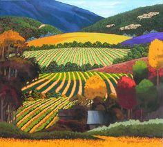 Gene Brown Shadow And Light - Southwest Gallery: Not Just Southwest Art. Watercolor Landscape, Landscape Art, Landscape Paintings, Illustrations, Illustration Art, California College Of Arts, Brown Art, Southwest Art, Naive Art