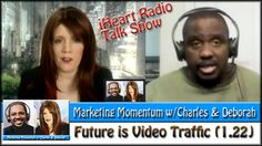 What will be our primary source of traffic in the coming months, according to the stats?  Listen as Charles and Deborah discuss video.  Is your video strategy ready to pull in the traffic in 2014?
