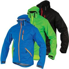Buy your Altura Mayhem Waterproof Jacket - Jackets from Wiggle. Cycling Wear, Wet Weather, Camping Gear, Mtb, Motorcycle Jacket, That Look, Chilling, Trail, Touch