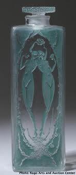 R.Lalique Perfume Bottles