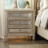 Found it at Wayfair - Sanctuary 3 Drawer Nightstand