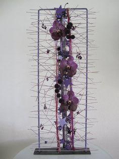 Christmas flower arrangements :: http://www.fleurspourvous.nl/