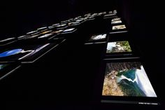 """Official set-up of Steve McCurry's exhibition """"Sensational Umbria"""". Perugia, March 28th 2014.  (Ph. Ivan Bianchini)  #McCurry #SensationaUmbria #SU14 #preview #Perugia #mostra #Fotografia #Photography #exhibition #Umbria #Outfitting #Allestimento #Inaugurazione"""