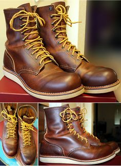 5356dba9c084 The Best Men s Shoes And Footwear   Red Wing Boots - Fashion Inspire