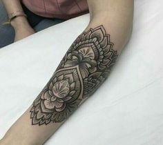 Right top forearm