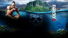 Far Cry-3 Game HD 1080p Wallpapers Download