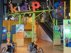 Boston Children's Museum and New England Aquarium with kids