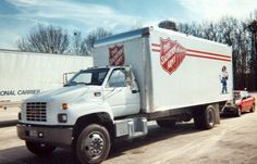 semi truck blue bird company | Photos of the Trucks, Buses and Motor Homes I Drove and Delivered by ...