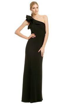 Carmen Marc Valvo Lifetime Love Gown - Rent the Runway