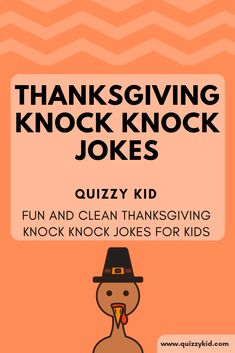 Looking for some Thanksgiving fun? Take a look at our family friendly, funny Thanksgiving knock knock jokes. Perfect for thanksgiving celebrations. Thanksgiving Jokes For Kids, Thanksgiving Quotes, Holiday Crafts For Kids, Thanksgiving Activities, Thanksgiving Table, Knock Knock Witze, Funny Knock Knock Jokes, Funny Jokes For Kids, Kids Humor