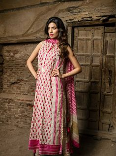 Khaadi New Arrival - Eid Lawn Collection 2014 for Women