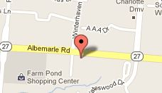6510 Albemarle Road Charlotte, NC 28212  (704) 536-6667