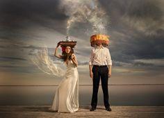 Amazing Wedding Photography by Sergei Ivanov