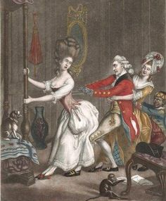 юмор Caricatures, Satire, Mr Pearl, James Gillray, Art Ancien, 18th Century Costume, Library Images, 18th Century Fashion, 19th Century