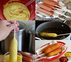 Las salchichas suelen ser uno de los platos preferidos de los peques de la casa, pero seguramente siempre las sueles preparar de la misma forma. Aunque en