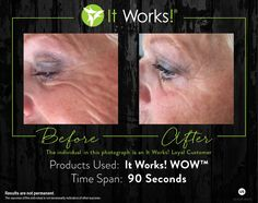 In 45 seconds you will start to feel it working, and in 45 more seconds all you will be able to say is WOW ! #Eyedare