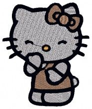 Shy Kitty Embroidery brother free janome free machine embroidery designs to download